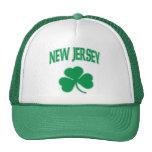 New Jersey Irish Mesh Hat