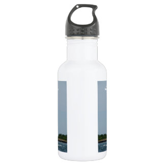 New Jersey is Awesome - Barnegat Lighthouse 532 Ml Water Bottle
