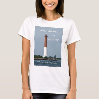 New Jersey is Awesome - Barnegat Lighthouse T-Shirt
