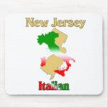New Jersey Italian Mousepads