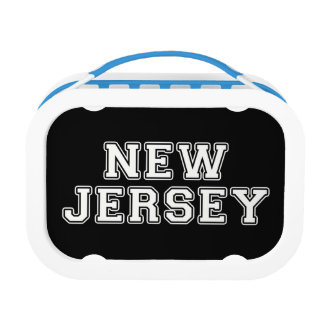 New Jersey Lunch Box