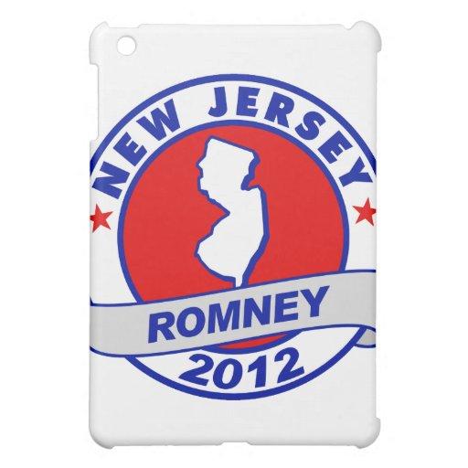 New Jersey Mitt Romney iPad Mini Case