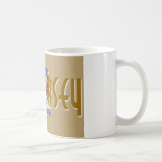 New Jersey Classic White Coffee Mug