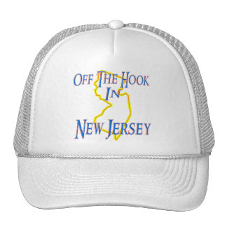 New Jersey - Off The Hook Cap