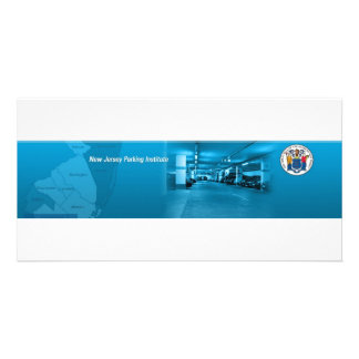 New Jersey Parking Institute Picture Card