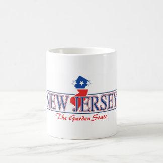 New Jersey Patriotic Mug