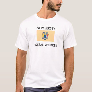 NEW JERSEY POSTAL WORKER T-Shirt