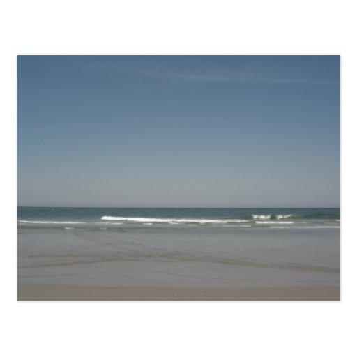 New Jersey Seashore Post Card