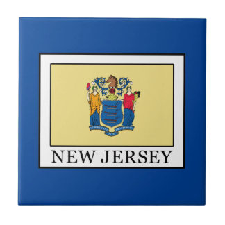 New Jersey Small Square Tile