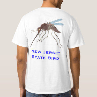 New Jersey State Bird Tshirt