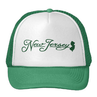 New Jersey (State of Mine) Cap