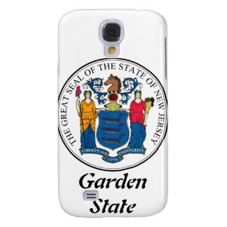 New Jersey State Seal and Motto Galaxy S4 Case