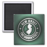 """""""New Jersey Steel 2"""" Magnets"""