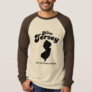 New Jersey - Tell em Guido sent you Tee Shirts