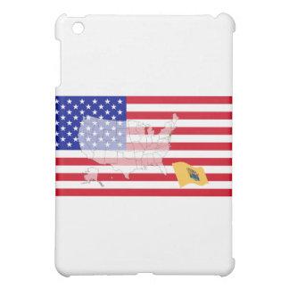 New Jersey, USA iPad Mini Cases