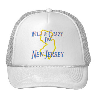 New Jersey - Wild and Crazy Cap