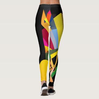 NEW Joy of Life Popular Design by Raluca Nedelcu Leggings