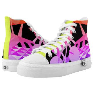 NEW Joy of Life Popular Design by Raluca Nedelcu Printed Shoes