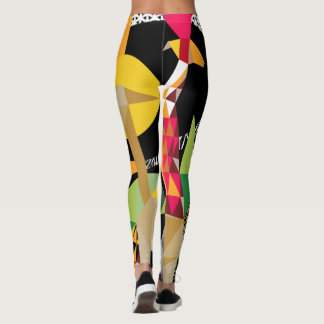NEW Jungle Joy Popular Design by Raluca Nedelcu Leggings