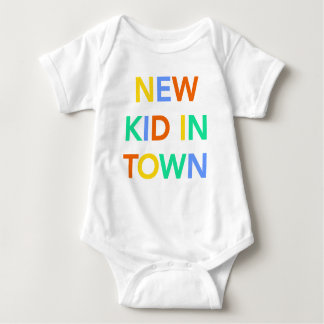 New Kid in Town shirt
