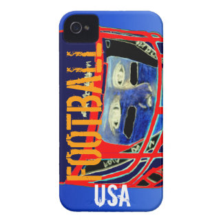 New Kids Football iPhone 4S & 4 Case Xmas Gift Case-Mate iPhone 4 Cases