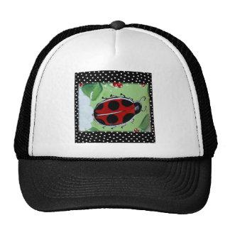 New Lady- Bugs Cap
