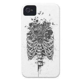 New life (blackandwhite) iPhone 4 Case-Mate case