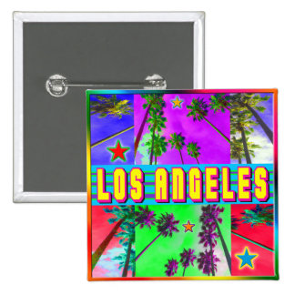 "New Life: ""Los Angeles"" Button"