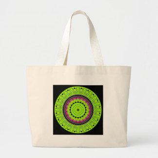 New Linear Neon Green Bag