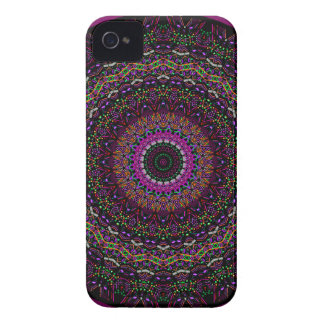 New Linear Raspberry Kaleidoscope Case-Mate iPhone 4 Cases