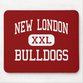 New London - Bulldogs - High - New London Mouse Mat