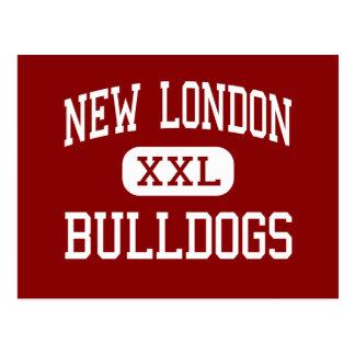 New London - Bulldogs - High - New London Postcard