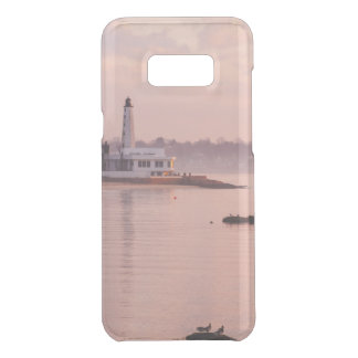 New London Harbor Light Uncommon Samsung Galaxy S8 Plus Case