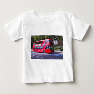 New London Red Bus Baby T-Shirt