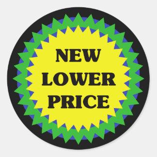 NEW LOWER PRICE Retail Sale Sticker