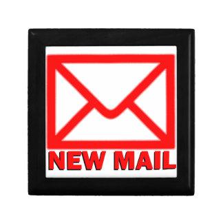 New mail gift box