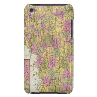 New Map Of Kentucky iPod Touch Case