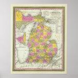 New Map Of Michigan 2