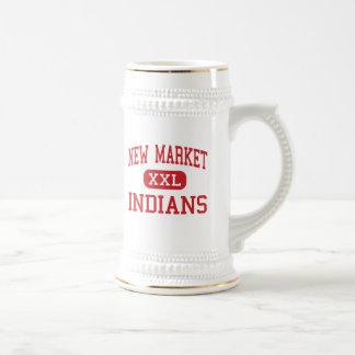 New Market - Indians - Middle - New Market Mug