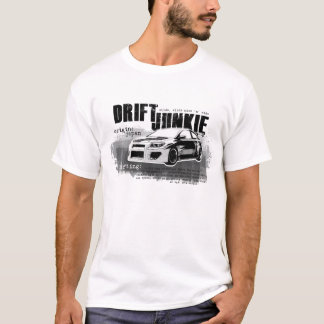 New Men's Drift Sports T-Shirt