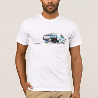 New Men's Iconic Sports Car T-Shirt