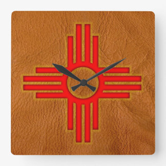 "New Mexico 10.75"" Wallclock"