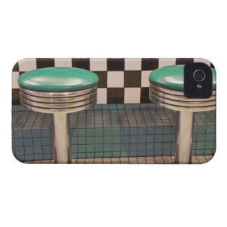 New Mexico, Albuquerque. The 66 Diner along iPhone 4 Case-Mate Case