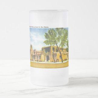 New Mexico Art Museum Santa Fe New Mexico Coffee Mugs