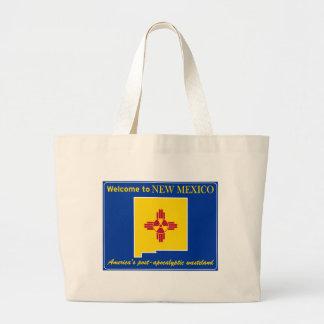 New Mexico Canvas Bag