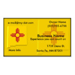 New Mexico Business Card