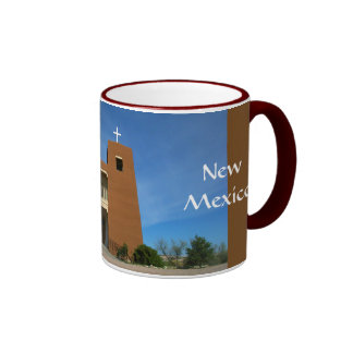 New Mexico Church Ringer Mug