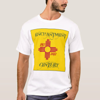 New Mexico Enchantment Century T-Shirt