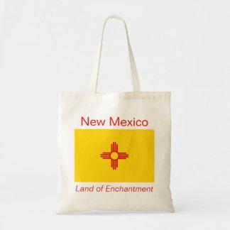 New Mexico Flag Bag
