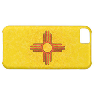 NEW MEXICO FLAG iPhone 5 Case-Mate Case